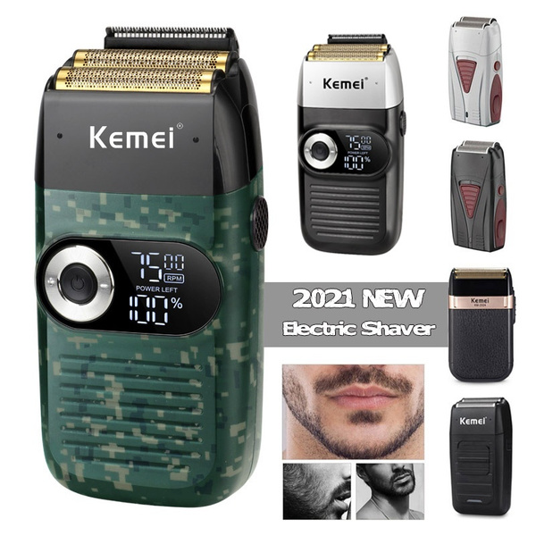 cordlessshaver, Head, lcd, Electric