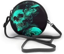wallets for women, Shoulder Bags, Fashion, skull