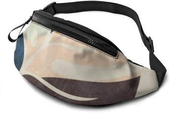 Fashion, Fitness, Belt Bag, Modern