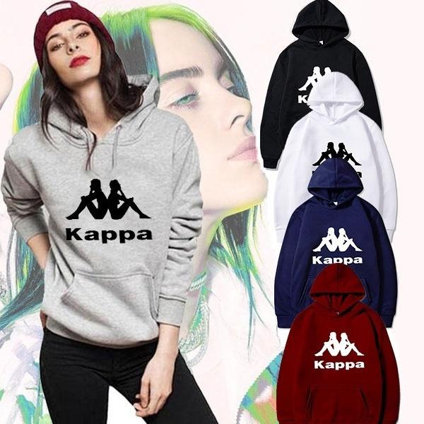 Men's Hoodies & Sweatshirts, kappa, Winter, Fashion Hoodies