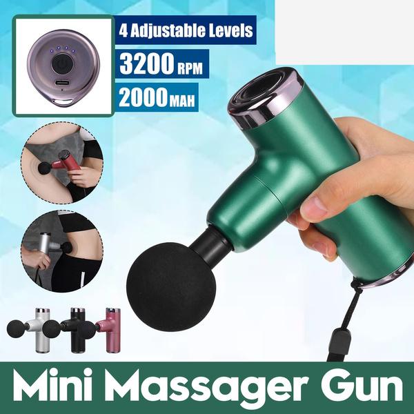 Mini, Sport, vibrationmassager, musclemassager