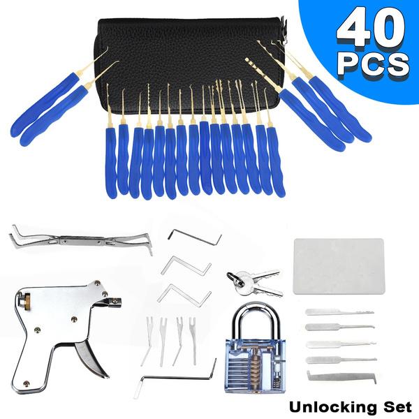 lockpicktool, Keys, Lock, Tool