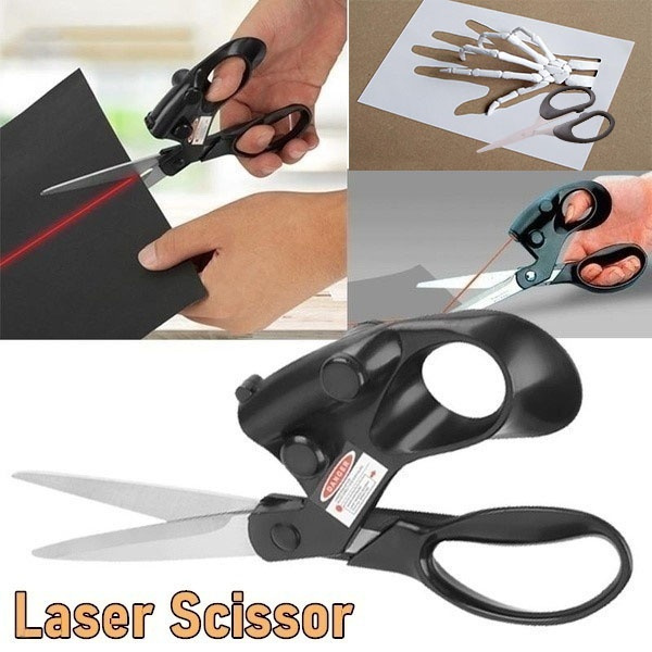 Fashion, Laser, Scissors, Home & Living