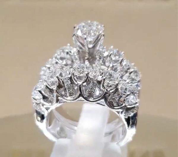 Fashion, wedding ring, anillosdeplata, sterling silver
