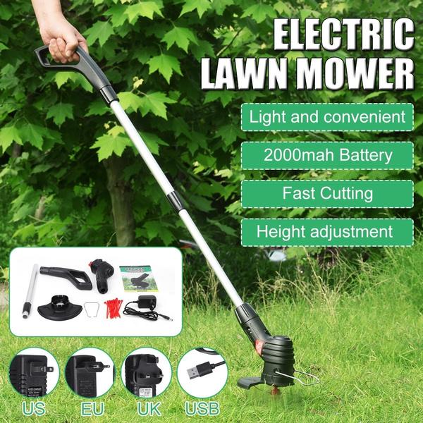 Mini, lawntrimmer, brushcutter, Garden