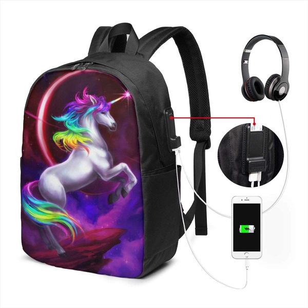 black backpack, backpackforwomen, School, School Backpack
