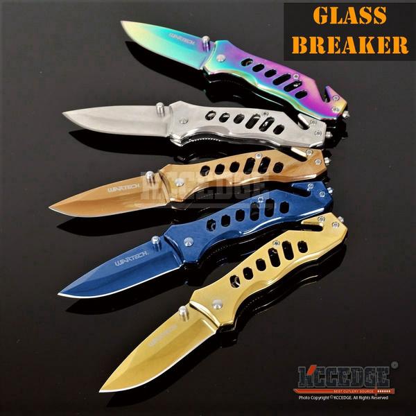 Pocket, pocketknife, titanium, glassbreakerandseatbeltcutter