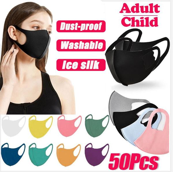 silk, dustmask, Elastic, unisex