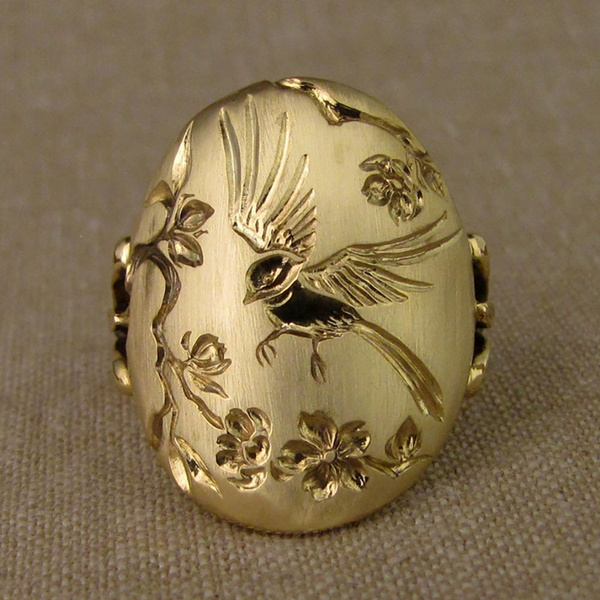 Fashion, gold, plantanimaljewelry, Mother