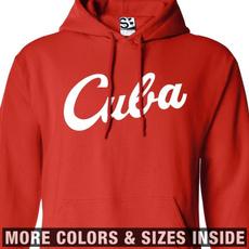 hooded, Hoodies, cuba, Color