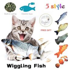 cattoyfish, electricfishcattoy, cattoy, Toy