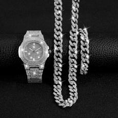Sterling, hip hop jewelry, gold, Choker