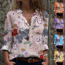 Fashion, Tops & Blouses, Shirt, Women Blouse