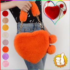 Heart, Fashion, Winter, peach