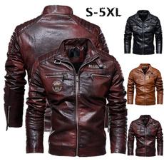 motorcyclecoat, men coat, Plus Size, Cowboy