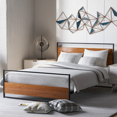 Box, bedroomdecor, metalbed, Spring