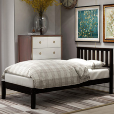 bedsmattresse, Frame, Beds, Wood