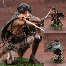 Collectibles, Gifts, Attack on titan, artfxj