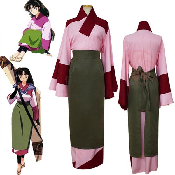 Fashion, Cosplay, inuyasha, Anime