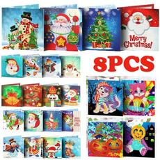 Jewelry, specialdiamondpaintingcard, Christmas, Gifts