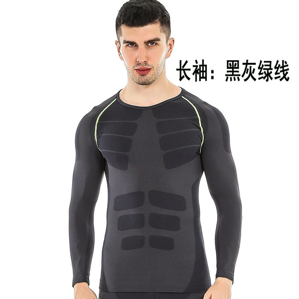 tightfitting, Sleeve, Fitness, Long Sleeve