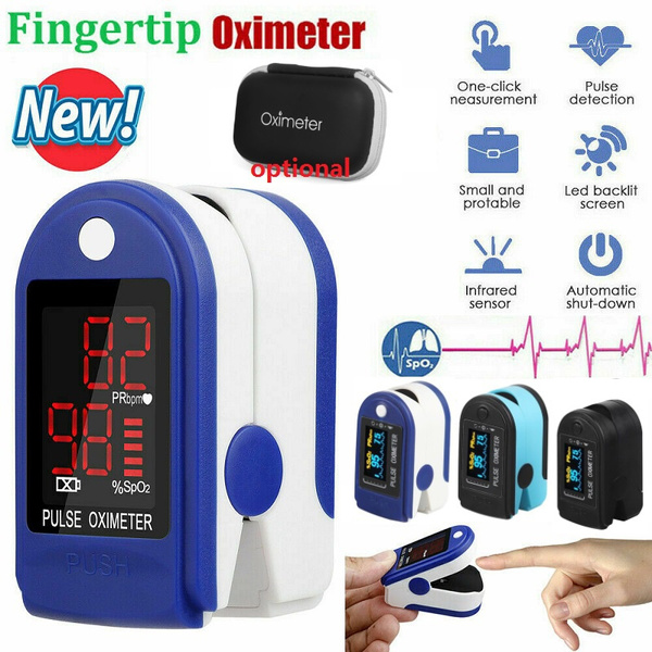 athleticaviationpulseoximeter, rubbercover, Monitors, Heart