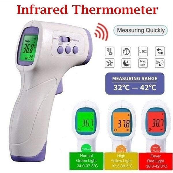Body, digitalearthermometer, fever, Temperature