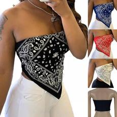Summer, strapless, Plus Size, plussizetshirt