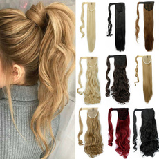 hairtail, Hairpieces, Extensiones de cabello, Straight Hair