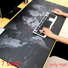 Gaming, Mats, worldmap, Mouse