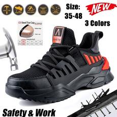 Steel, safetyshoe, Sneakers, Fashion