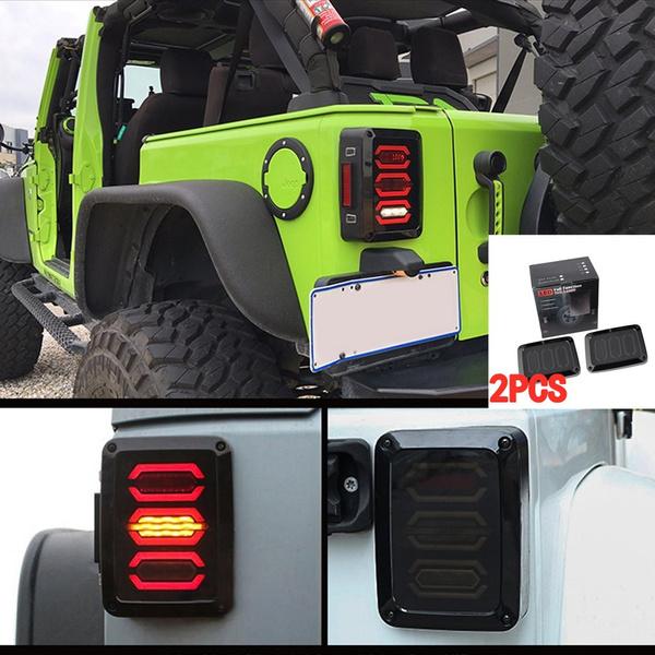indicatorlamp, wrangler, Tail, led