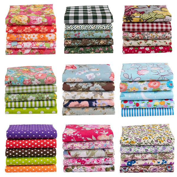 Craft, Cotton fabric, Floral, Quilting