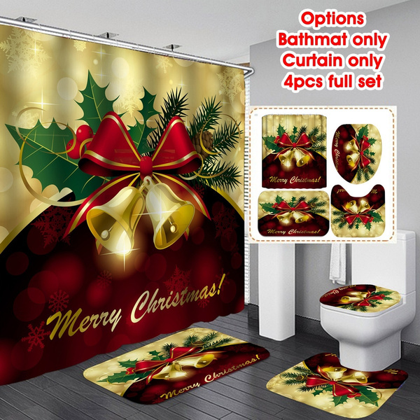 Bath, Decor, bathroomdecor, Christmas