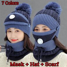 woolen, Warm Hat, casualhat, beaniescarf