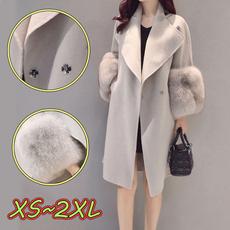 woolen, autumnwinter, fur, Sleeve