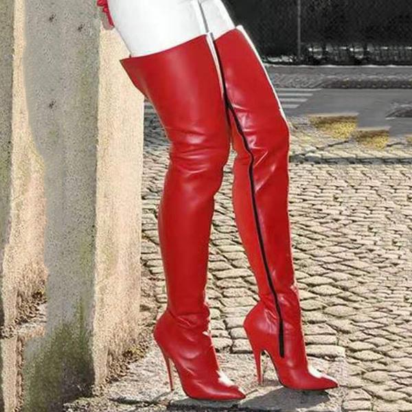 overthekneeboot, Women's Fashion, High Heel, knee