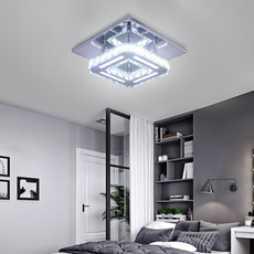 Bathroom, ledceilinglight, ceilinglamp, Crystal