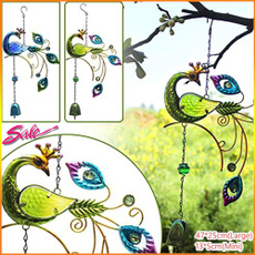 peacock, Decor, Outdoor, Ornament