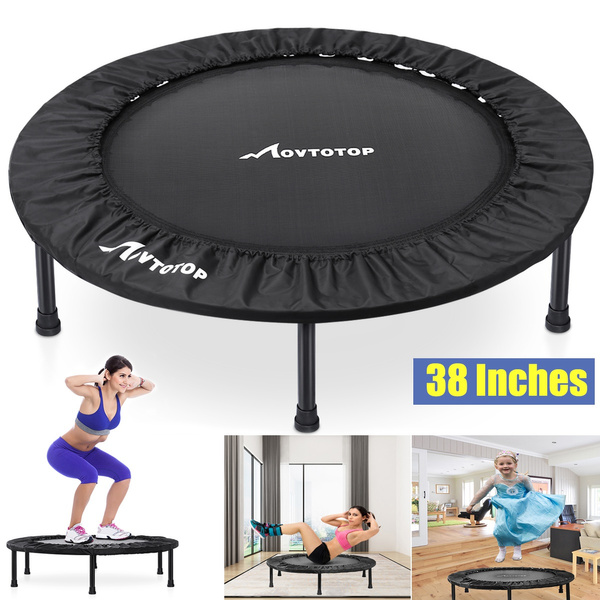 fitnesstrampoline, Mini, reboundertrampoline, Fitness