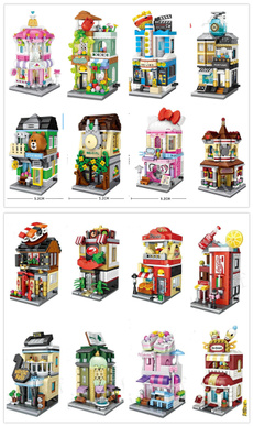 Mini, Toy, Gifts, Puzzle
