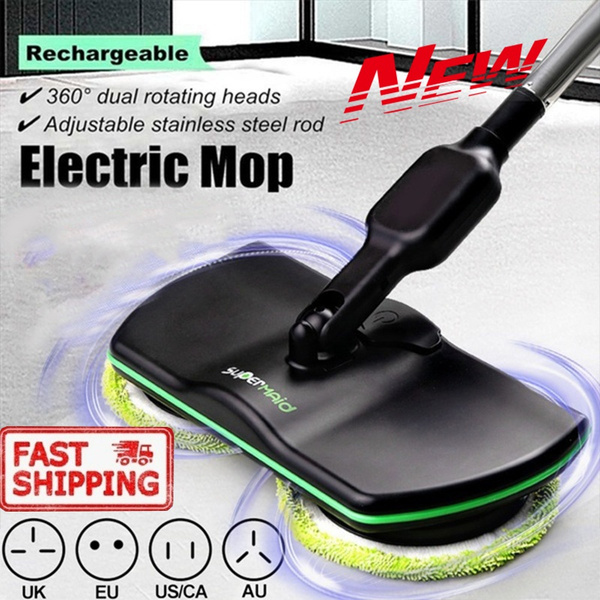 sweeper, Electric, electricmop, polishermop