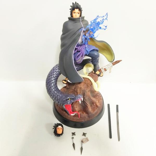 uchihasasuke, Collectibles, Toy, Statue