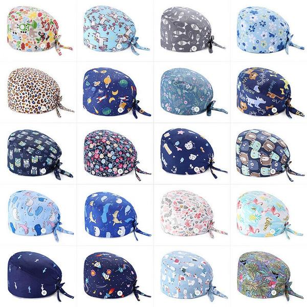 bouffanthat, Hats, adjustablesurgicalscrubcap, medicaltoolssupplie