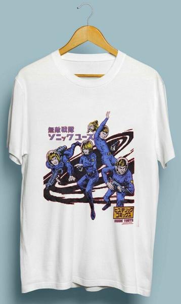 Free, sonic, Fashion, Shirt