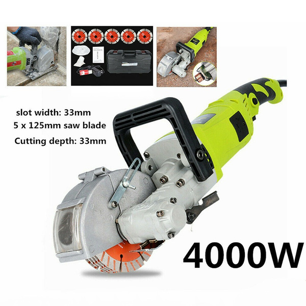 wallslottingmachine, Electric, groovecutting, cuttingsawingtool
