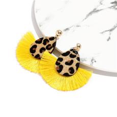 Women, Tassels, Fashion, Dangle Earring