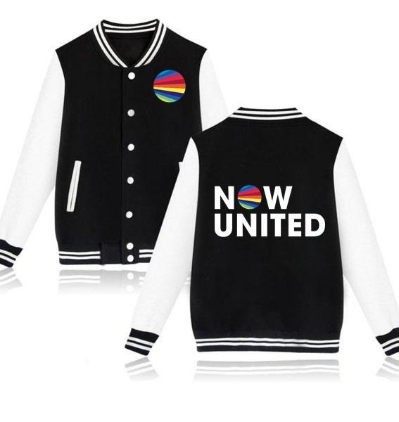 Fashion, nowunitedmerchjacket, Sleeve, letter print