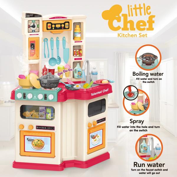 kitchenplayset, Kitchen & Dining, Toy, Children's Toys