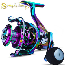 spinningreel, fishingwheel, Colorful, baitcasting